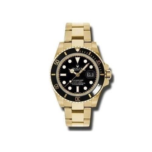 Oyster Perpetual Submariner Date 116618 bk
