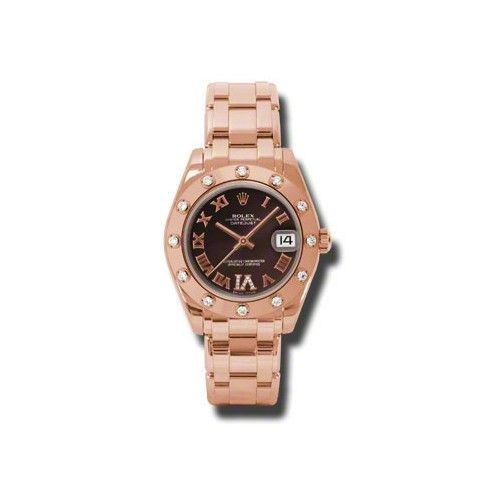 Masterpiece Oyster Perpetual Datejust Special Edition 81315 brdr