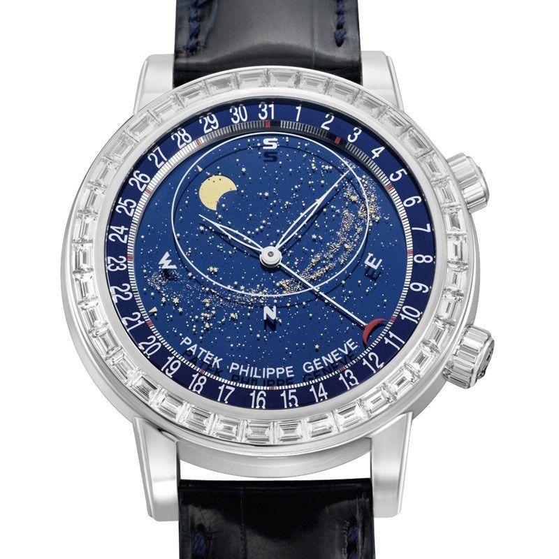 Celestial Grand Complications 6104G-001