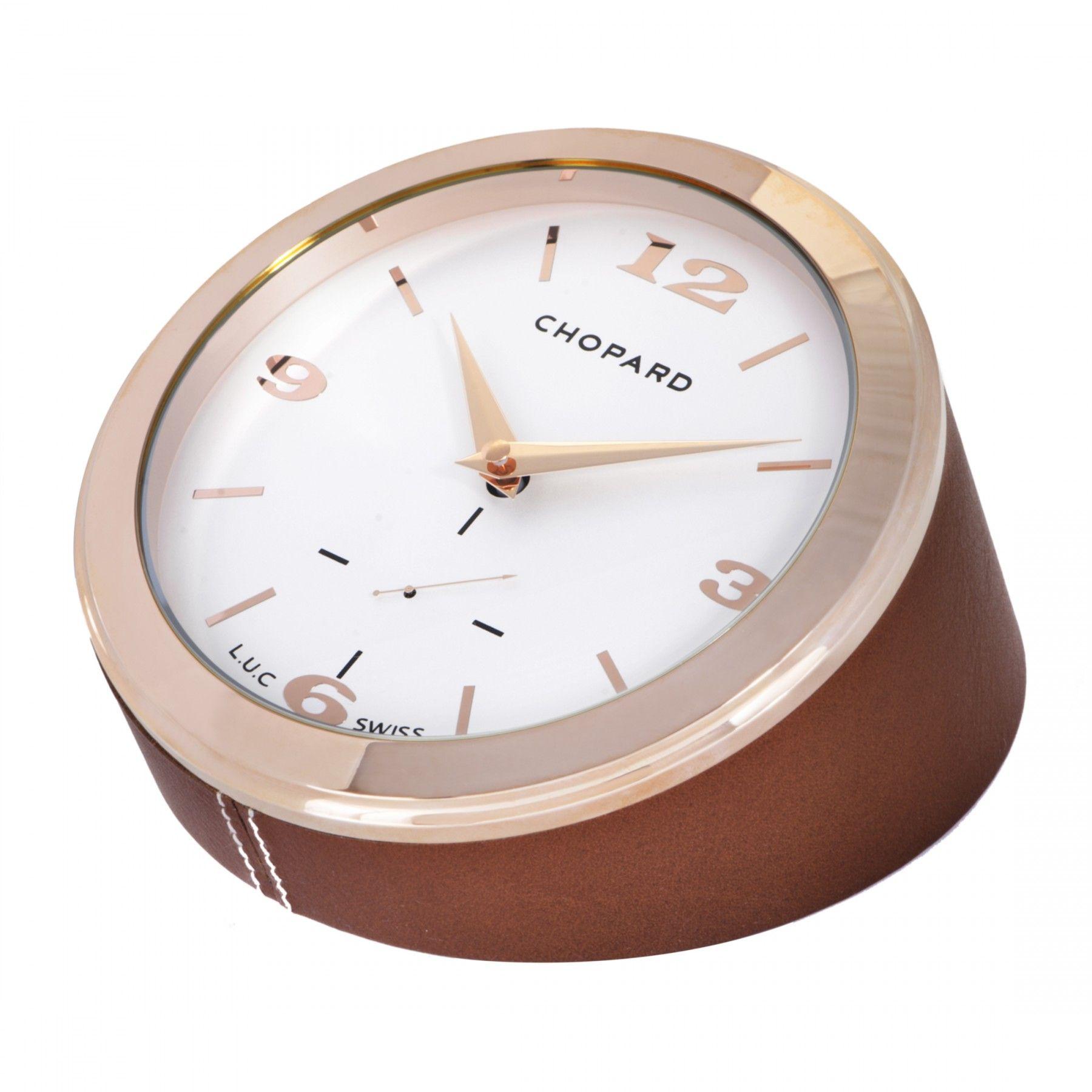 L.U.C. Table Clock 95020-0072