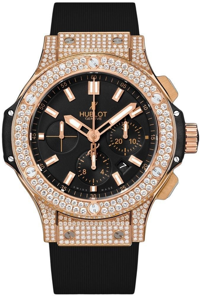 réplica 301.px.1180.rx.1704 Hublot Big Bang Oro reloj de 44 mm