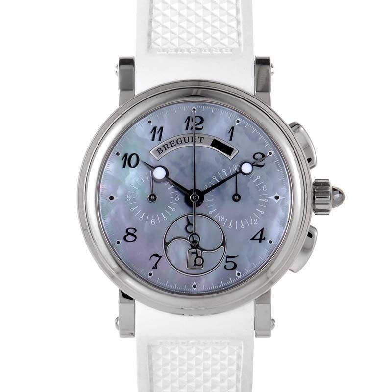 Marine Chronograph Ladies 8827ST/59/586