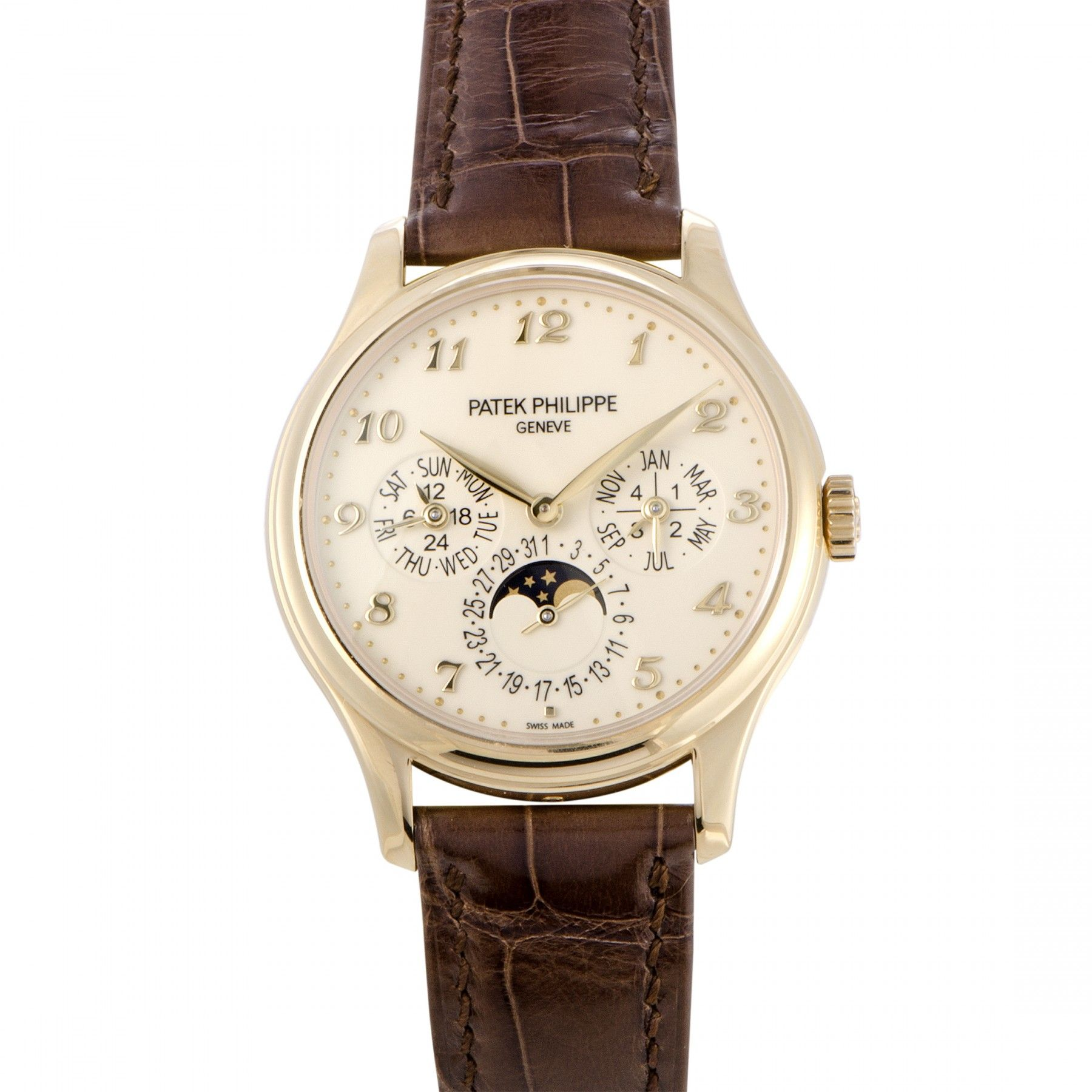 grand pre watches owned patek complications calendar perpetual philippe
