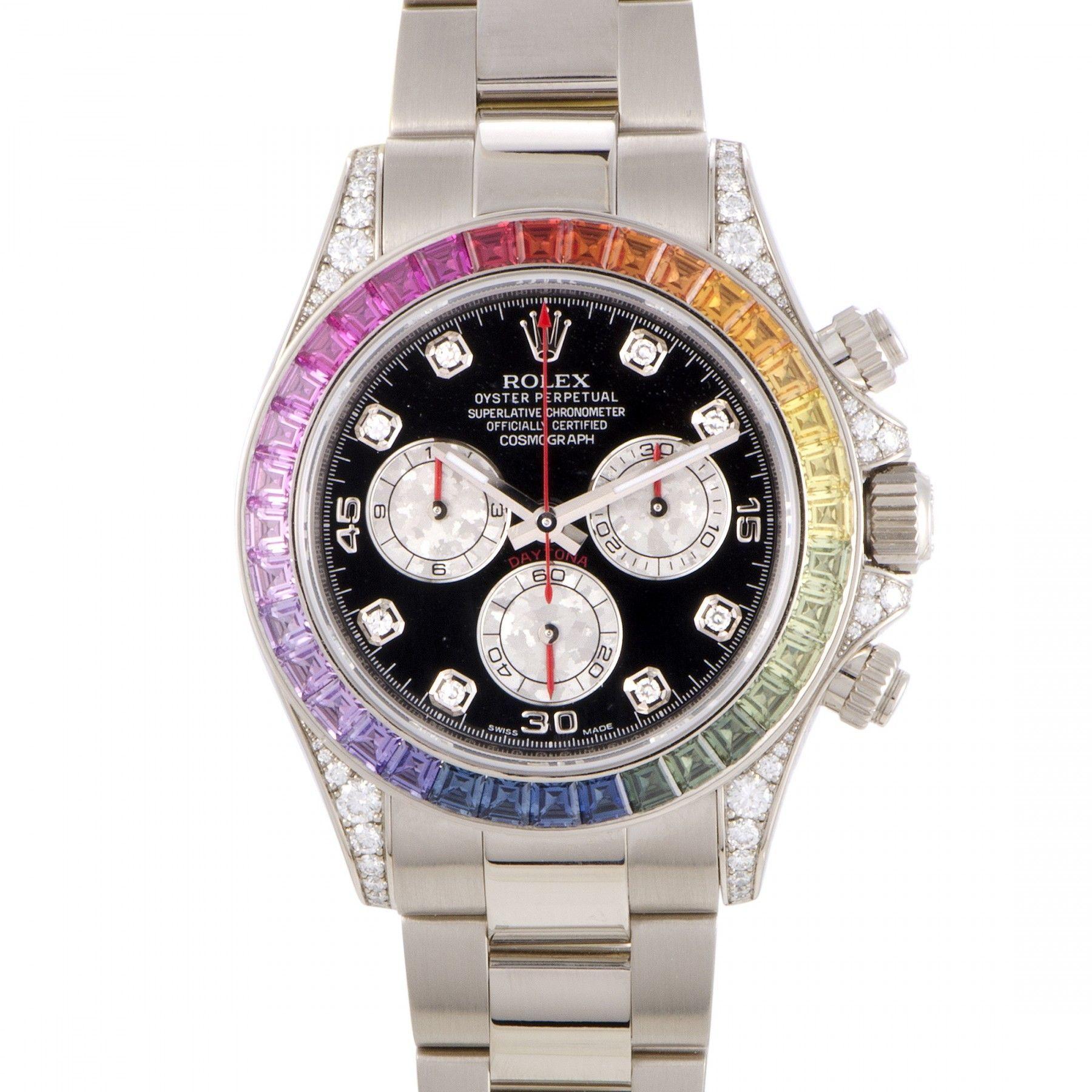 Daytona Rainbow 116599 RBOW
