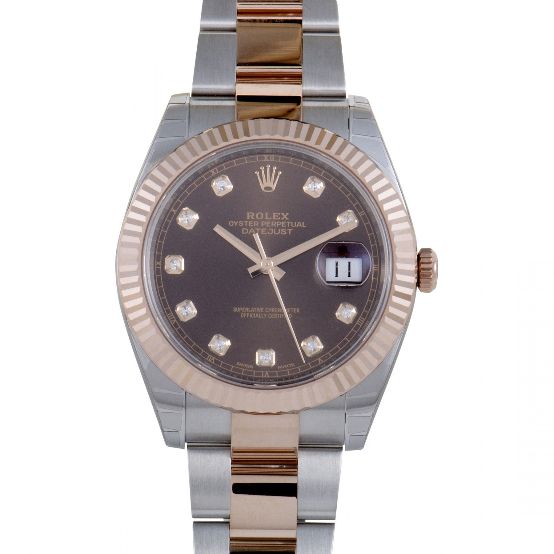 Oyster Perpetual Datejust 41 126331 chodo