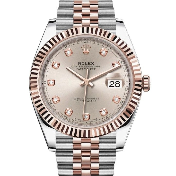 Oyster Perpetual Datejust 41 126331 sudj