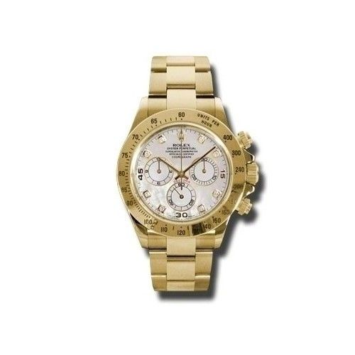 Oyster Perpetual Cosmograph Daytona 116528 md