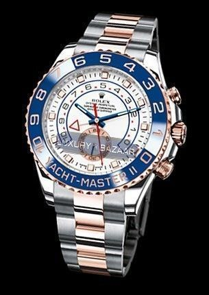 Oyster Perpetual Yacht-Master II 116681