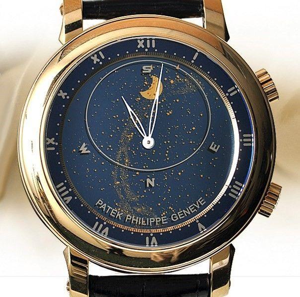 Sky Chart Grand Complication 5102J