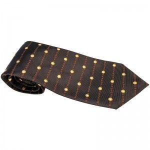Chopard 100% Jacquard Silk Chopard Design Neck Tie 95001-0203