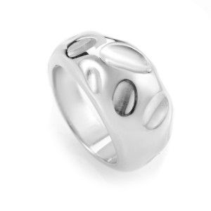 Faraone Mennella Platinum Band Ring