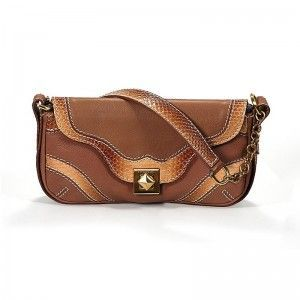 Charriol Escapade VII Brown Arizona Bag BAGCNLECO.33.004