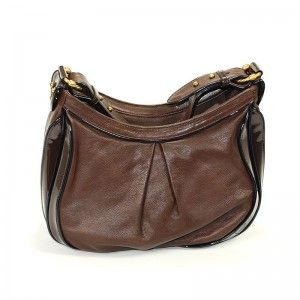 Charriol Escapade VIII Leo Bag Small Brown Leather Handbag BAGLECO.4444.803S