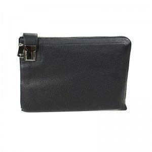 Charriol Men's Black Document Holder Bag BAGMENCO.011.003
