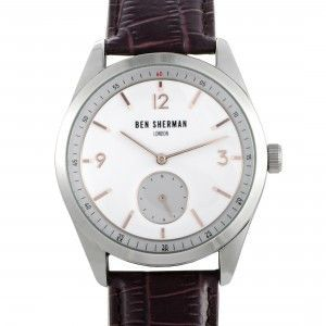 Ben Sherman London Carnaby Driver Watch WB052BR