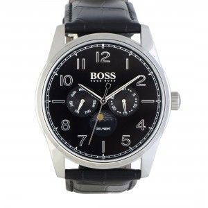 Hugo Boss Heritage Chronograph Men's Watch Black 1513467