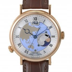 Breguet Classique Hora Mundi Asia and Oceania Watch 5717BR/AS/9ZU