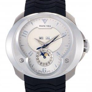 Franc Vila DieHard Extreme Steel Universal Timezone GMT Quantieme Automatique FVa7