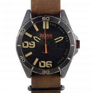 Hugo Boss Berlin Chronograph Men's Watch Black 1513316