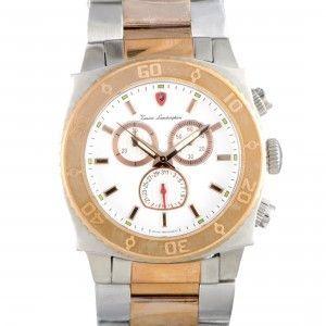 Tonino Lamborghini EN Models Men's Quartz Chronograph Watch EN040.511
