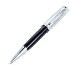 S.T. Dupont Saint Michel Black Lacquer Ballpoint Pen 440140