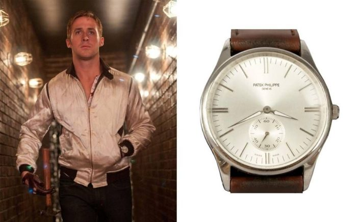 Watches Of Drive Ryan Gosling With Patek Philippe Ron Perlman With Breitling