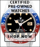 Certified Pre Owned Watches