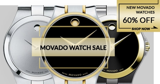 Movado Watch Sale
