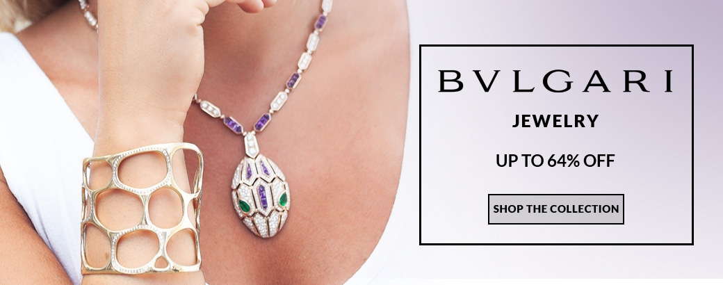 Bvlgari Jewelry Sale