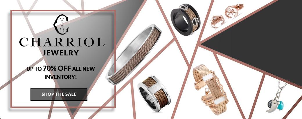 Charriol Jewelry Sale