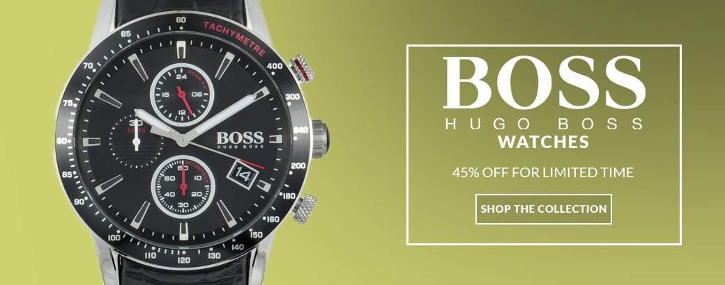 Hugo Boss Watch Sale