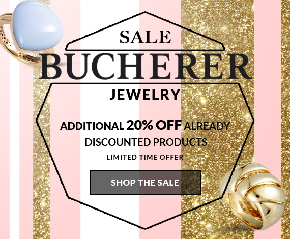 Bucherer Jewelry Sale