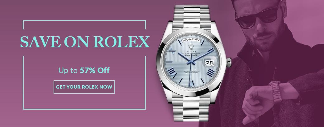 Rolex Sale