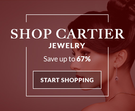 Cartier Jewelry Sale