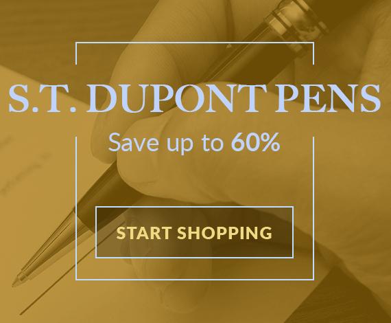 S.T. Dupont Pens Sale