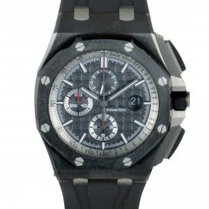 AUDEMARS PIGUET ROYAL OAK OFFSHORE CHRONOGRAPH WATCH 26405CE.OO.A002CA.01