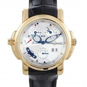 ULYSSE NARDIN SONATA CATHEDRAL DUAL TIME 42 MM 676-88